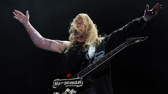 Jeff Hanneman Spider Bite