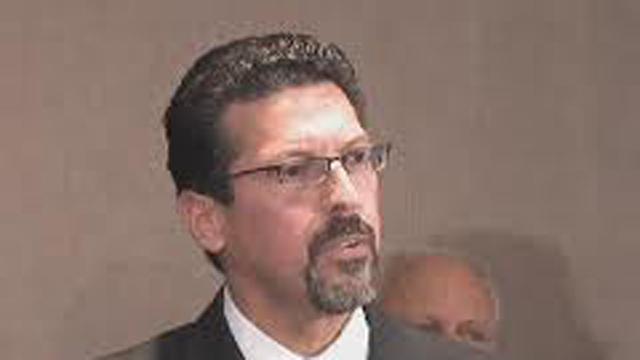 District Attorney John Haroldson