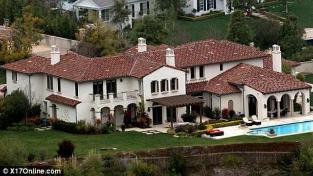 Justin Bieber, Calabasas California, Justin Bieber Mansion