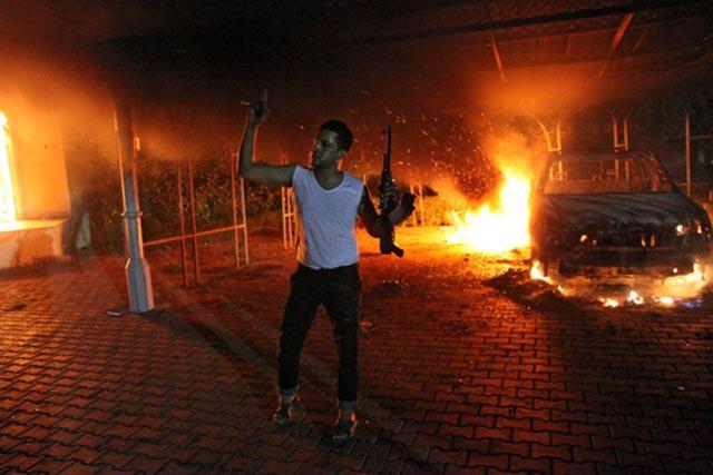 libya unrest benghazi