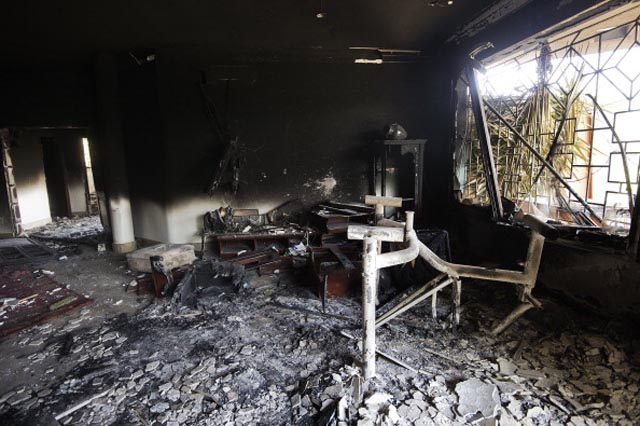 Benghazi Consulate Attack Gregory Hicks