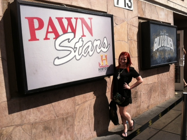 Lauren Weigle, Pawn Stars