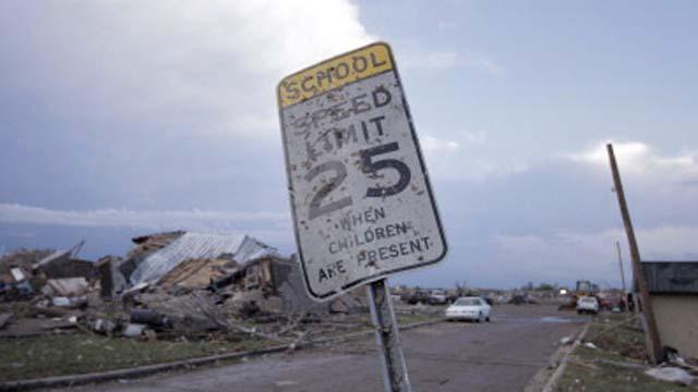 Moore, Oklahoma Tornado Was EF-5 Strength