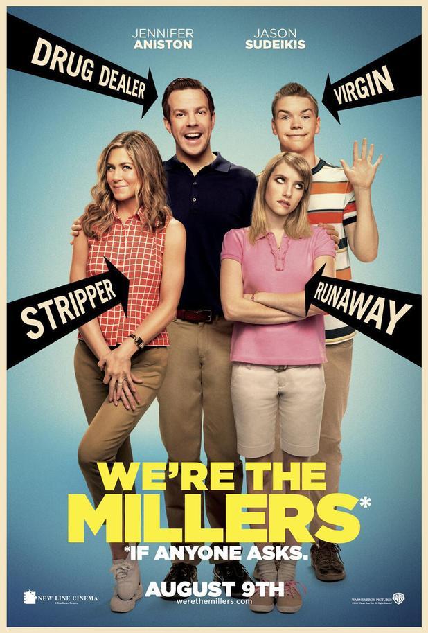 we're the millers, jennifer anniston, jason sudeikis