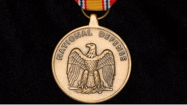 National Defense Medal, Esteban Smith