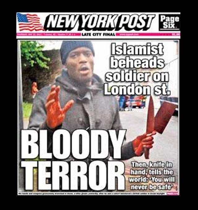 lee rigby, london terror attack