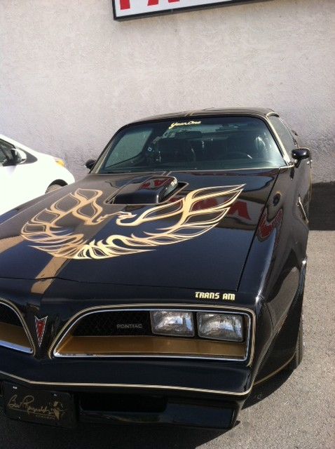 Smokey and The Bandit, Burt Reynolds, Pawn Stars, Rick Harrison