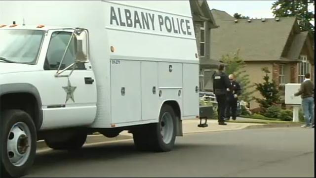 Grant Acord Albany Police