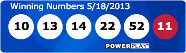 powerball winner florida numbers