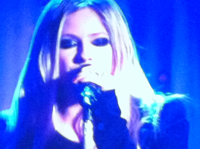 Avril Lavigne, DWTS, Dancing With The Stars