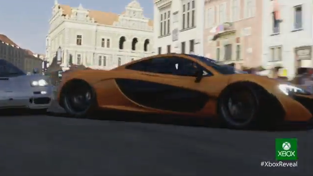 xbox one racing