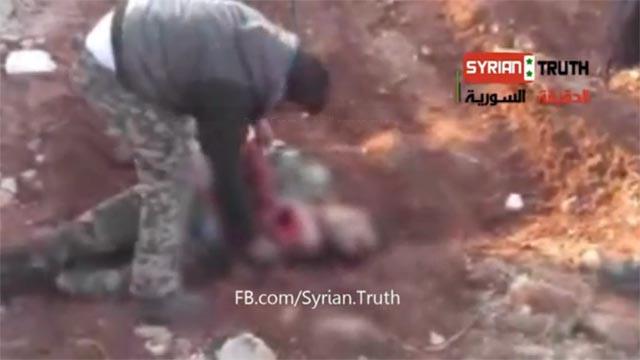Syria Mutliation Video