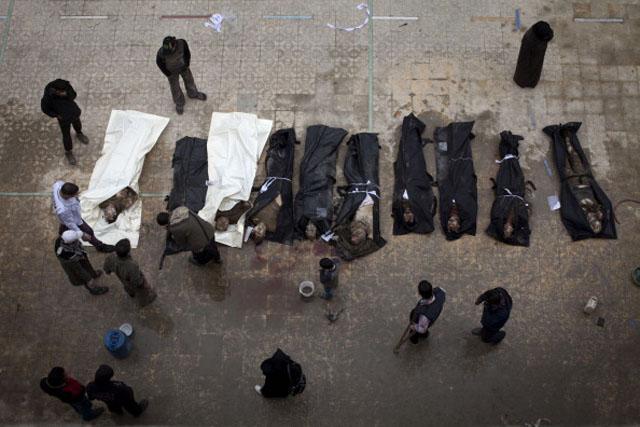 Syria Death War