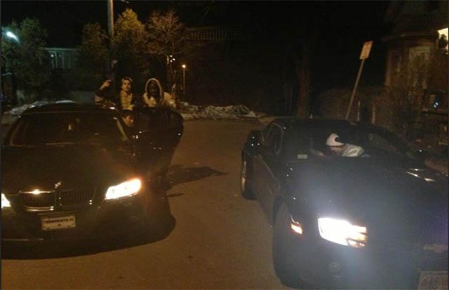 Dias Kadyrbayev, terrorista, car