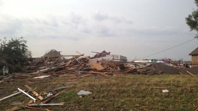 Moore Oklahoma, Oklahoma Tornadoes 2013
