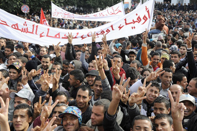 Tunisia Syria