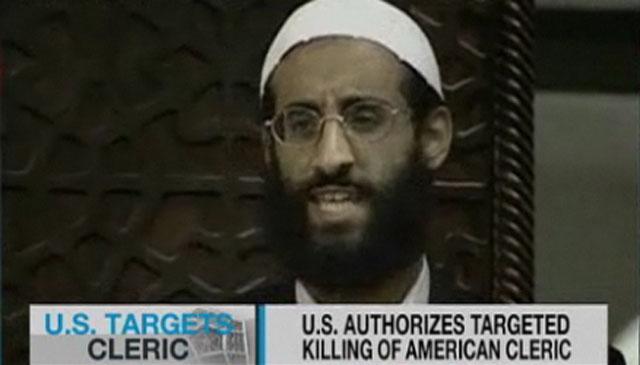 US Citizen Anwar al-Awlaki
