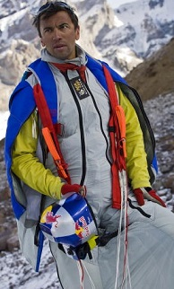Red Bull, Mount Everest Base Jump