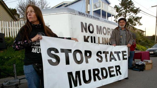 capital punishment california