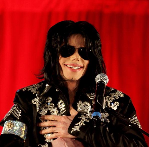 Michael Jackson REM Sleep
