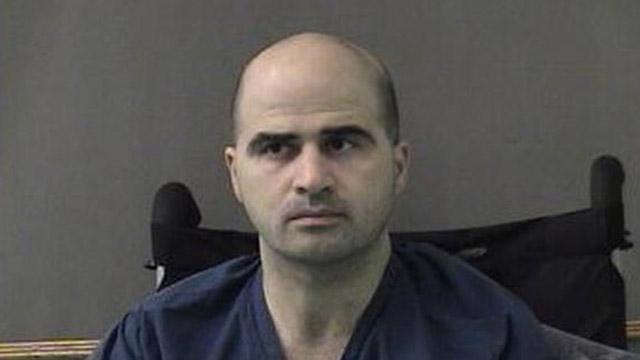 Nidal Hasan representing himself, Nidal Hasan trial, fort hood shooter trial, fort hood shooting trial