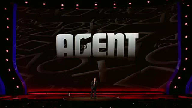 Agent Game