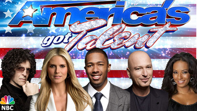 America's Got Talent, Heidi Klum, Howard Stern, Howie Mandel, Mel B