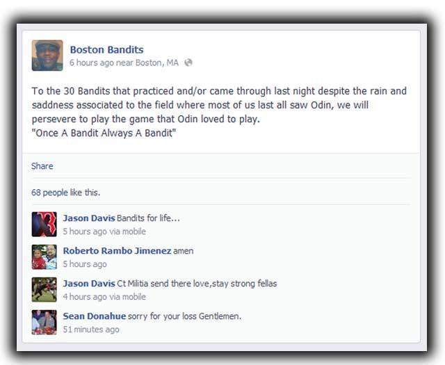 Odin Lloyd Aaron Hernandez Murder Probe Dead Body Boston Bandits.