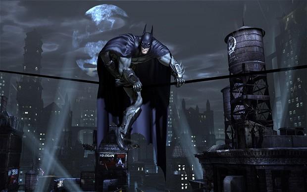 Batman Arkham City Batman