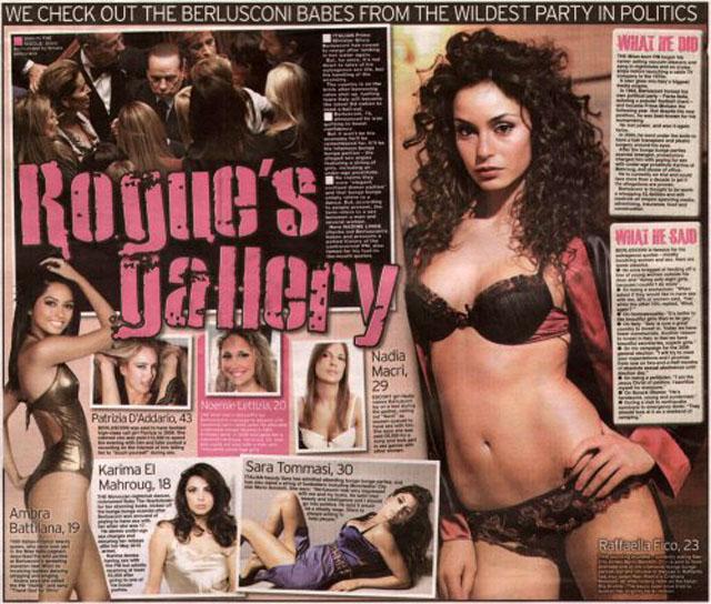 Berlusconi prostitute ruby