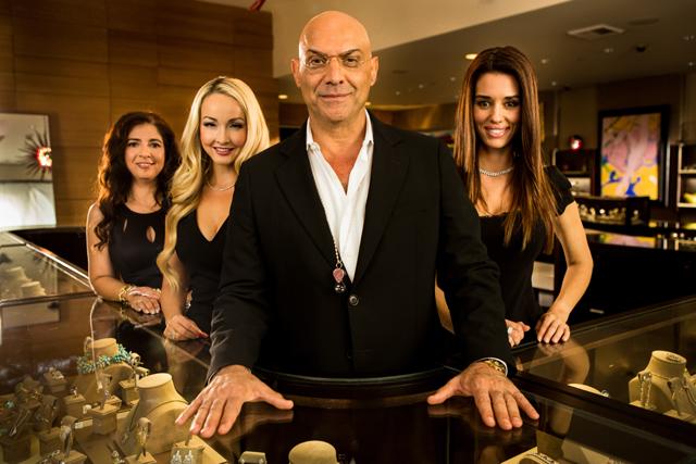 Yossi Dina, Beverly Hills Pawn