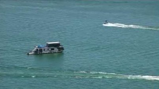 Lake Powell, Lake Powell Boating Accident