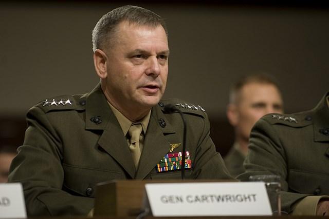 Marine Gen. James Cartwright