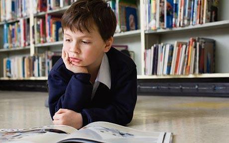 Child Reading Prodigy