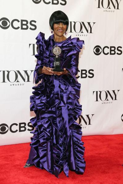 Cicely Tyson, Tony Awards