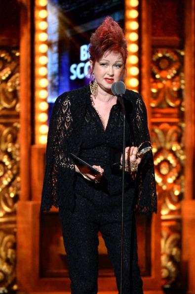 Cyndi Lauper, Tony Awards