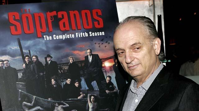 Sopranos, James Gandolfini, Funeral, Memorial Service, Remember, R.I.P., David Chase