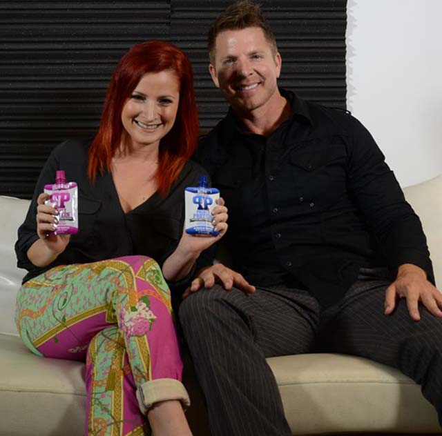 Mark Long, Lauren Weigle, MTV