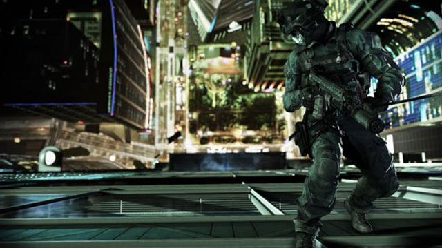 Federation Day Call of Duty Ghosts