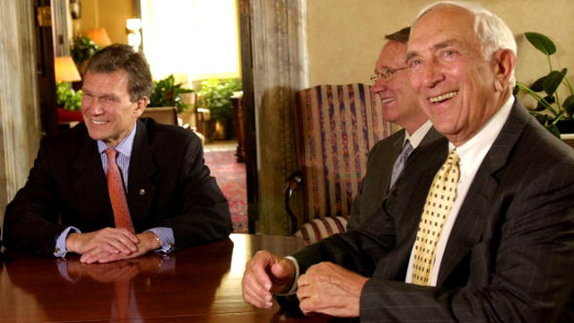Frank Lautenberg CEO senate Dies
