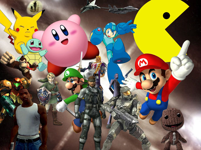 Video Game Compilations