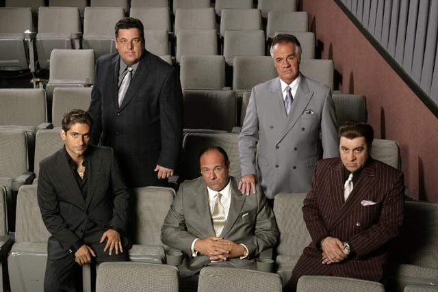 Sopranos, James Gandolfini, Funeral, Memorial Service, Remember, R.I.P., Michael Imperioli, Steve Schirripa