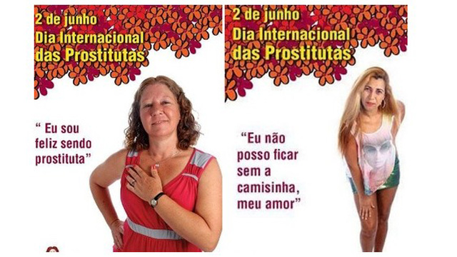 happy being a prostitute brazil prostitution campaign