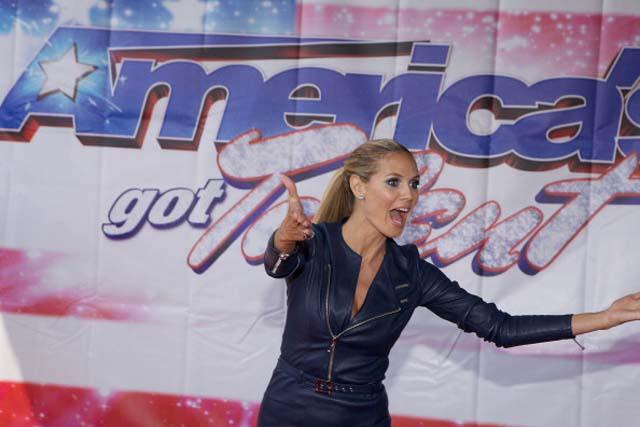 Heidi Klum, Heidi Klum America's Got Talent, America's Got Talent