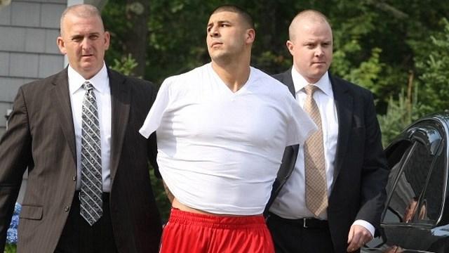 Patriots, Hernandez Double Murder