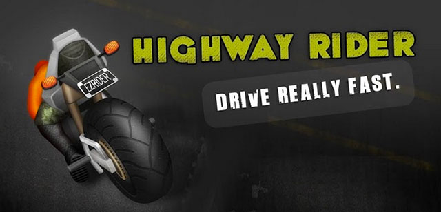 highway-rider android games