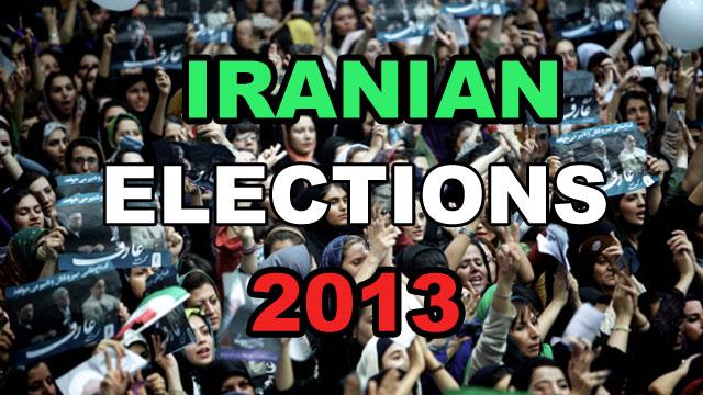 iran elections 2013