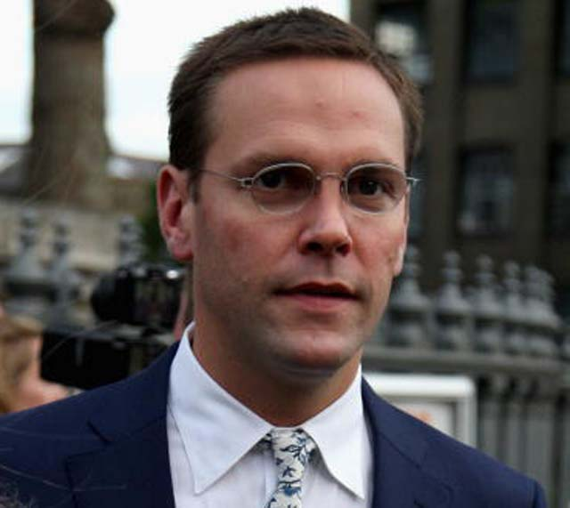 James Murdoch Rupert Murdoch's Divorce