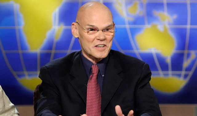 Carville and Lautenberg