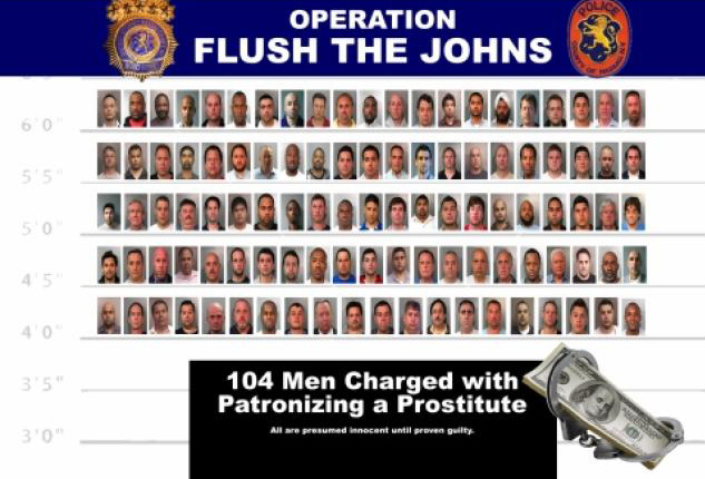 Operation Flush the Johns
